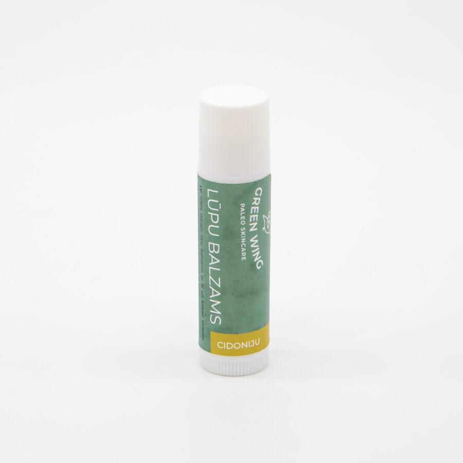 Cidoniju lūpu balzams, 6 ml