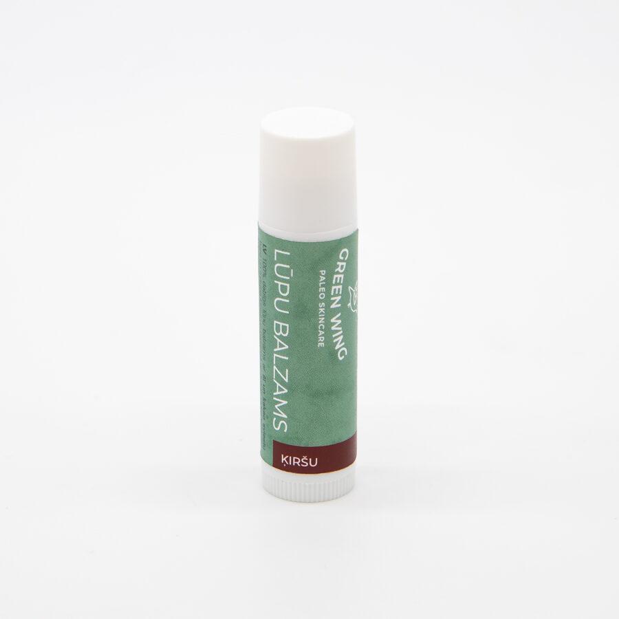 Ķiršu lūpu balzams, 6 ml