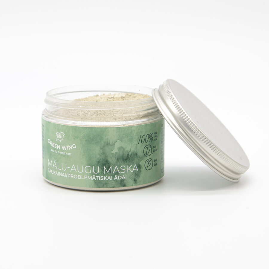 Green Clay Mask, 100 g
